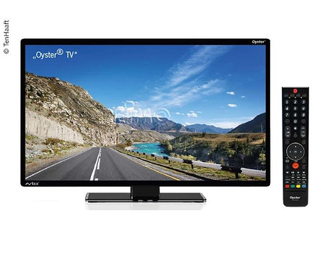 12V Fernseher Oyster® TV 21,5' mit DVB-T2/DVB-S2 Tuner