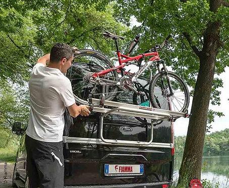 Heckträger Carry Bike Ford Transit Custom Black