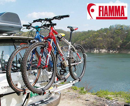 Heckträger Carry Bike Backpack für 2 Räder