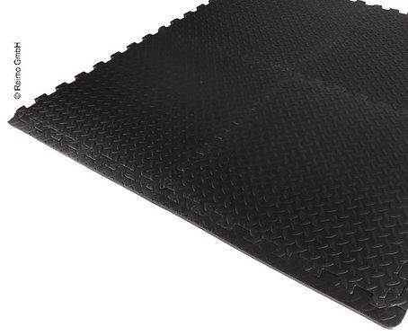 Bodenfliesen 50x50x1,3cm, 4 Stk., Material: EVA