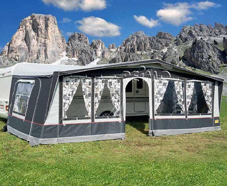 Caravan-Vorzelt ANCONA, Umlaufmaß 950-975cm, Gr.13