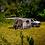 Thumbnail: Busvorzelt TOUR VAN AIR 1, für Vans (VW T6)