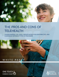 Pros and Cons of Telehealth White Paper