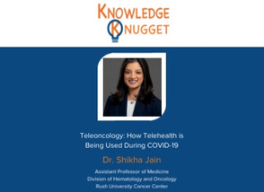 Teleoncology: How Telehealth is Being Used During COVID-19