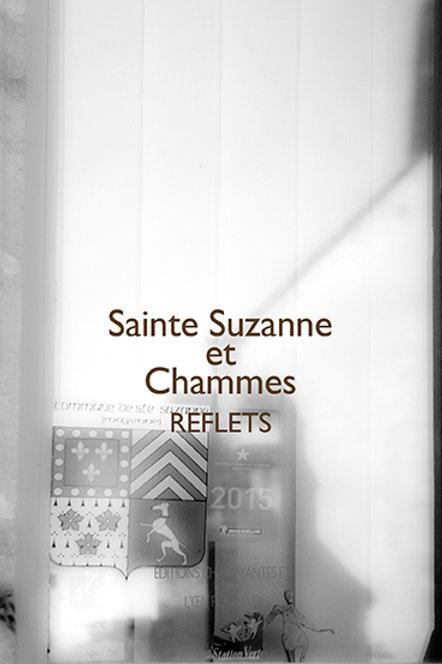Ste SUZANNE & CHAMMES livre