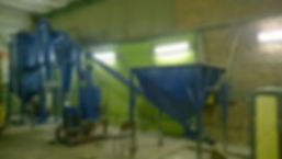 Турбовихревая мельница