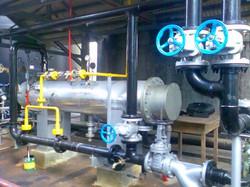 Combi Steam Electric Fuel Oil Heater