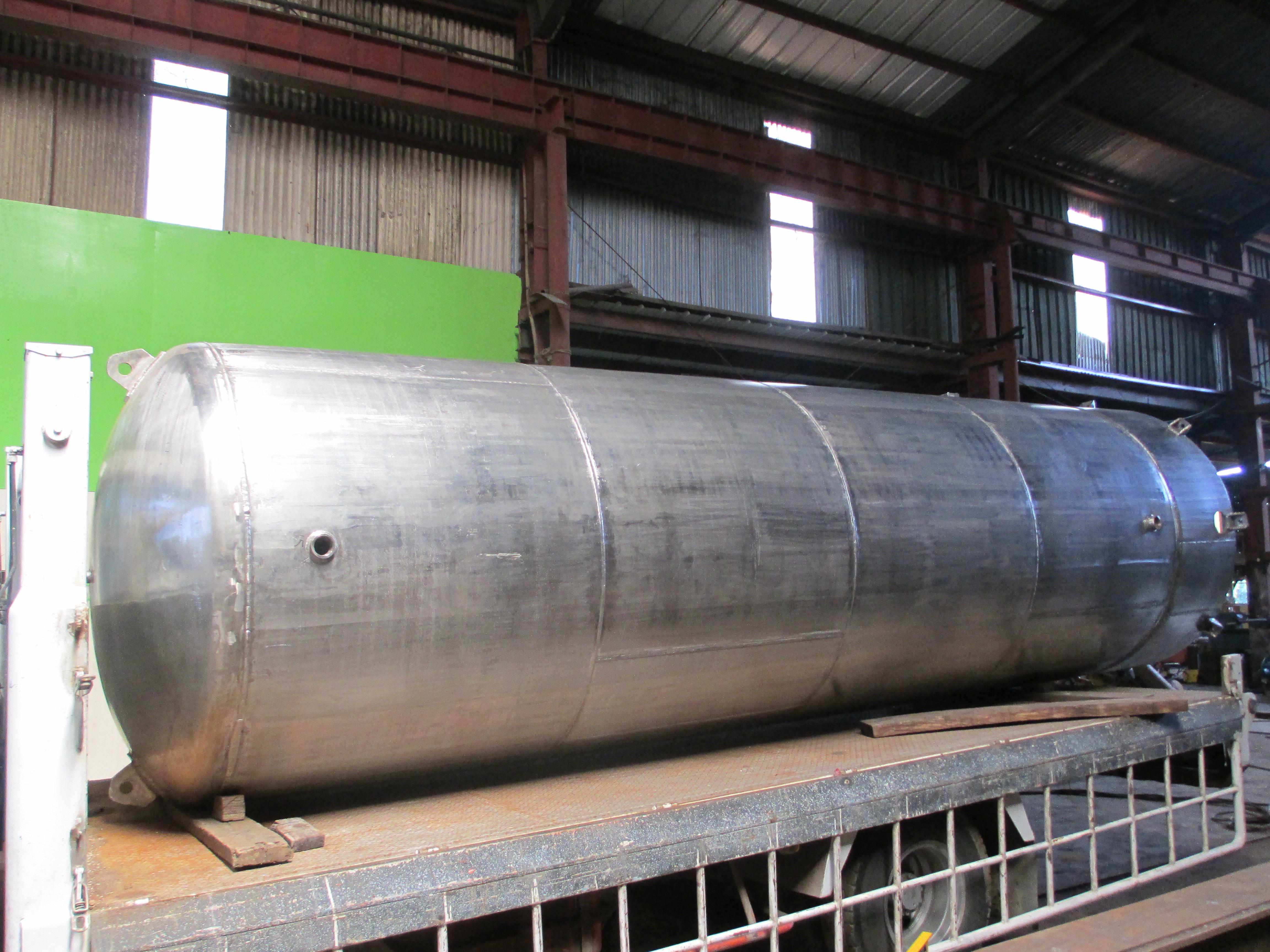 Stainless Steel Buffer Tank