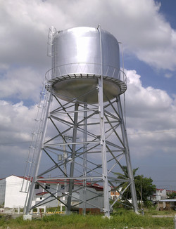 Elevated Water Tank