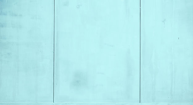 Blue Washed Wall
