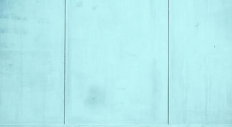 Blue Gewassen Muur