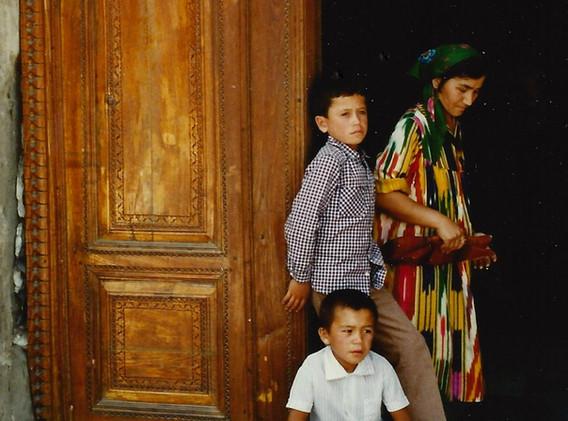 Uzbekistan, 1988