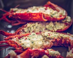 Barbeque Lobster