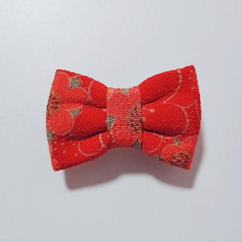 Red Hana Bow Tie