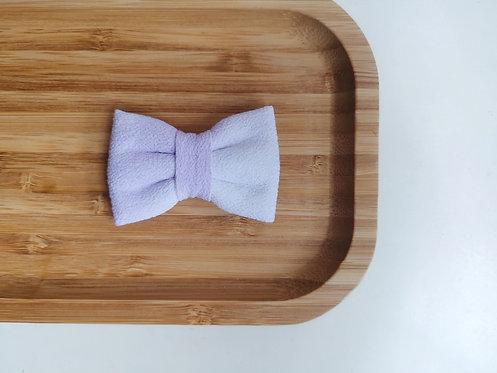 Purple Watercolour Classic Bow Tie