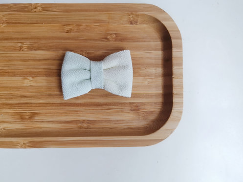 Yellow and Green Watercolour Classic Bow Tie