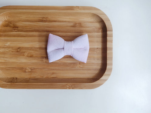 Pink Watercolour Classic Bow Tie