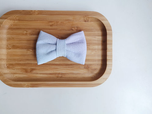 Blue and Purple Watercolour Classic Bow Tie