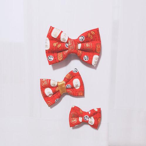 Fuku Fortune Bow Tie