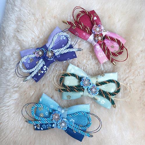 Sakura Gradient Kirei Bow Tie