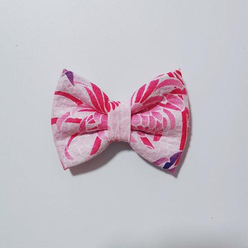 Pink Kiki Bow Tie