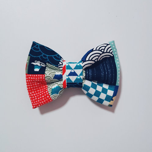 Japanese Mountain Bow Tie