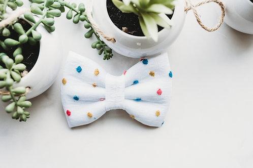 Funfetti Bow Tie