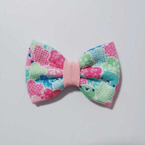 Colourful Teddy Bear Bow Tie