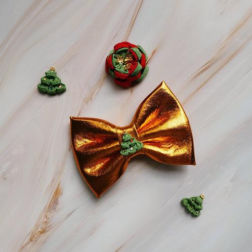 Midas Christmas Bow Tie