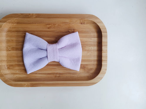Purple and Pink Watercolour Classic Bow Tie