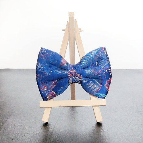 Butterfly Synth Silk Bow