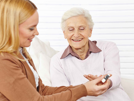Tips For Caregivers And Knowing When It is Time to Seek More Assistance