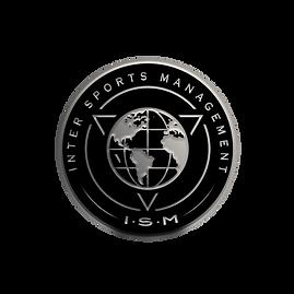 I.S.M Logo (Black-Silver) - Badge.png