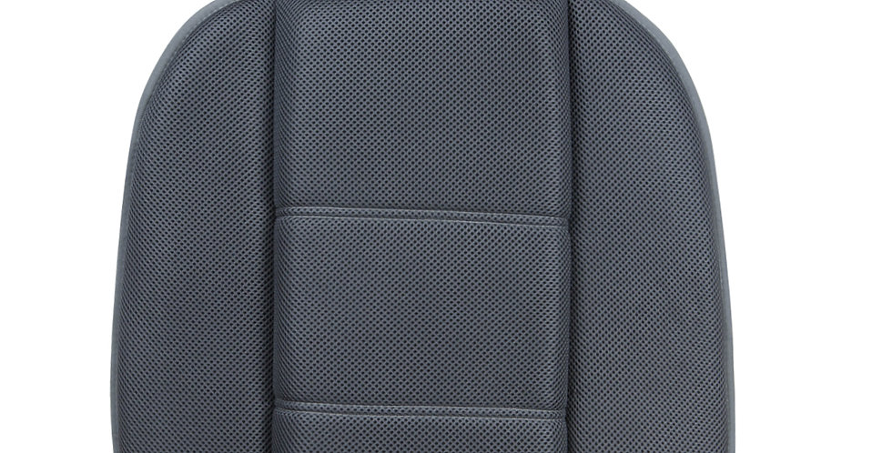 CAR PASS New Arrival 1PCS Gray Color Comfortable Anti-dust Car Seat Cushion
