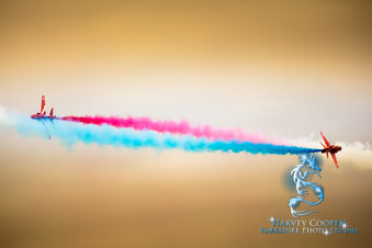 Event Photographer UK Red Arrows