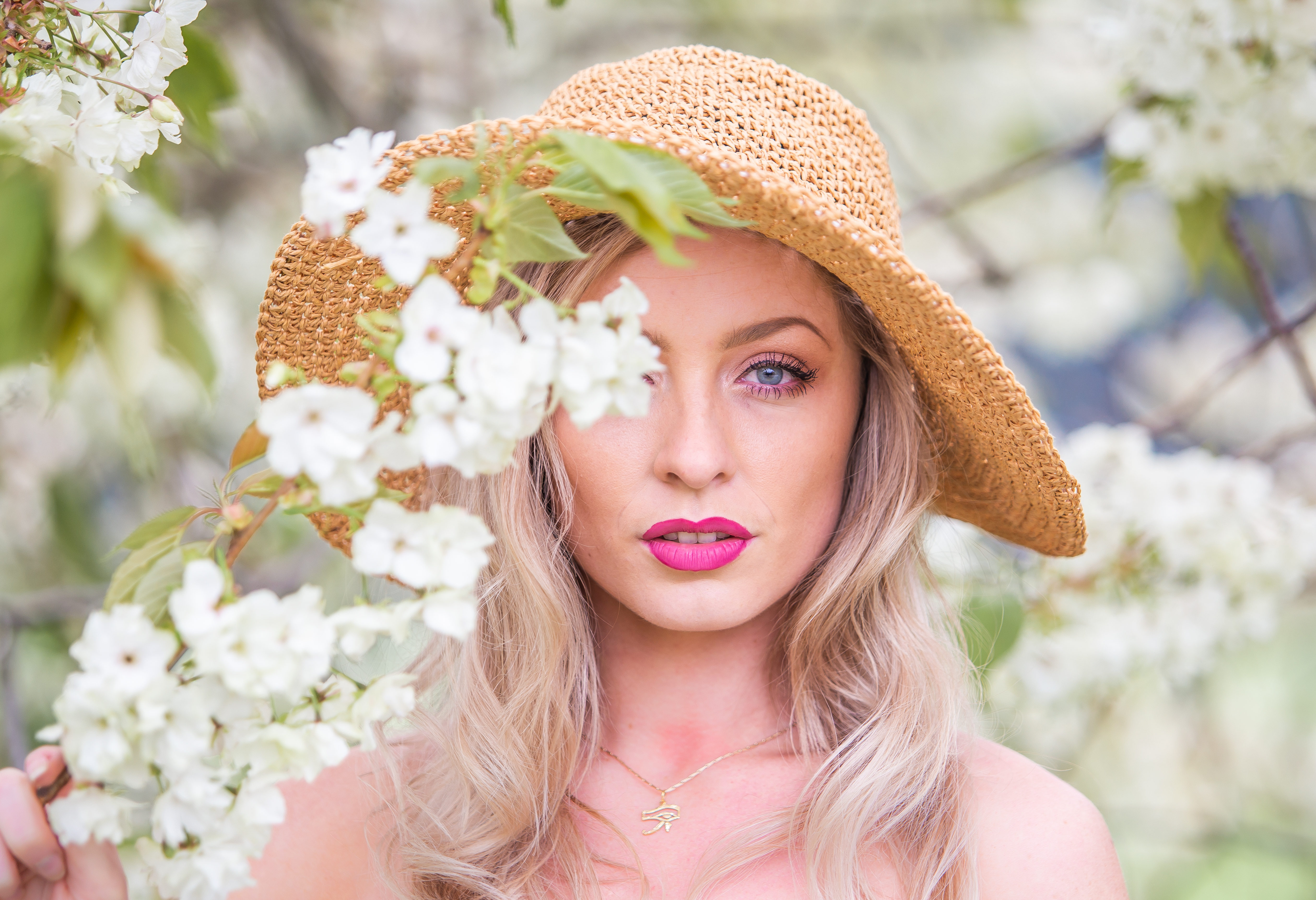 Spring photoshoot in London