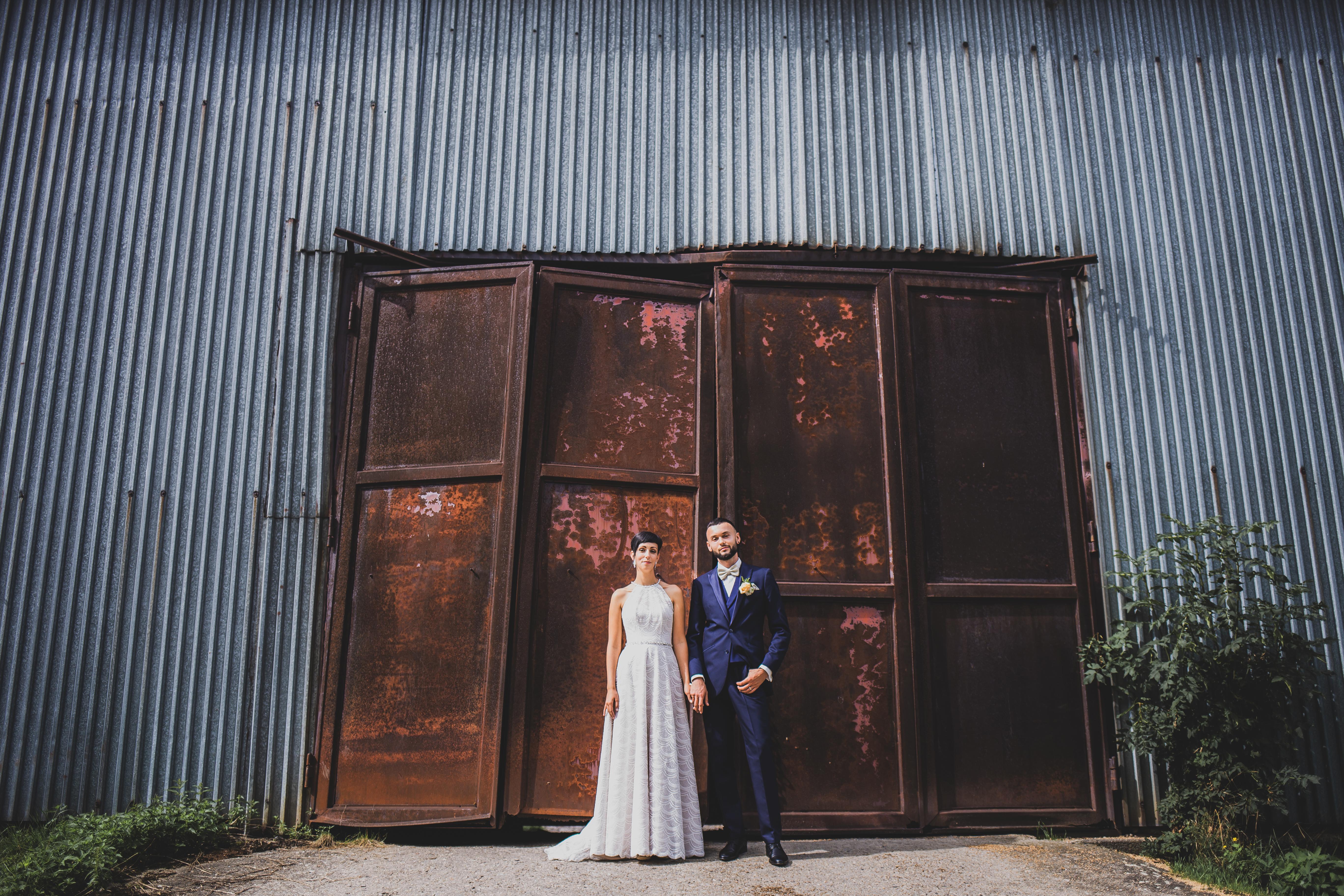 czech wedding photography, rural sty