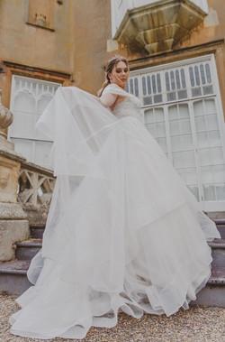 Bride portraiture