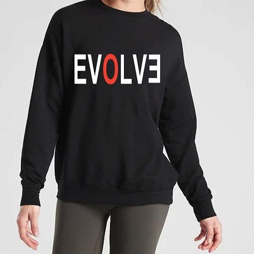 Evolve Crew Neck Sweatshirt
