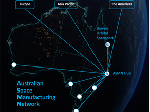 Making it happen: The Australian Space Manufacturing Network