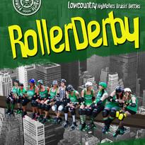 Rollerderby Advertisement