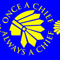 Chief Flag for Athletic