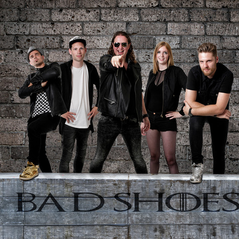 Bad shoes Bandfoto