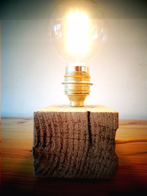 Vintage table lamp model Alessandro Volta