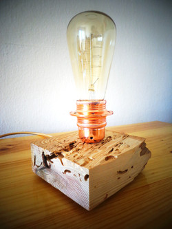 Edison vintage table lamp
