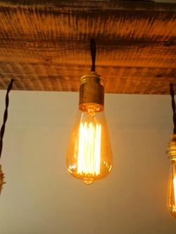 chandelier vintage industrial edison