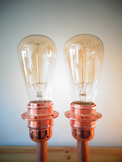 Vintage table lamp model Alessandro