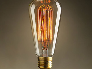 Types of Edison filament bulbs
