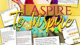 I Aspire to Inspire