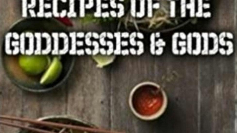 The Kemetic Diet Recipes of the Gods & Goddesses